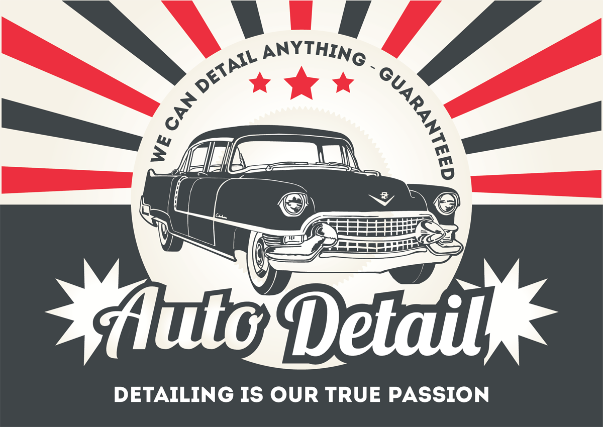 We Can Detail Anything Retro Ad
